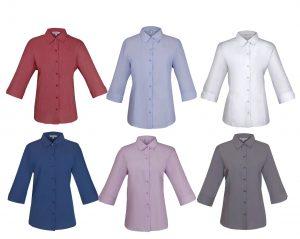 2905T Ladies Belair 3/4 Sleeve Shirt