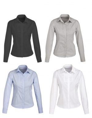 S121LL Ladies Berlin Long Sleeve Shirt