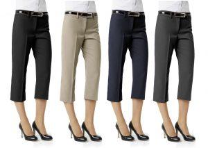Ladies Classic 3/4 Pant