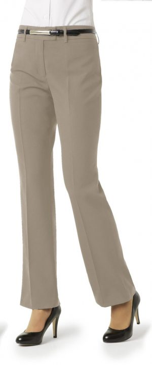 BS29320 Ladies Classic Flat Front Pant