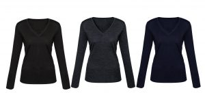 LP618L Ladies Milano Pullover