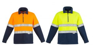Hi Vis Fleece Jumper