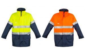 Syzmik Waterproof Jacket