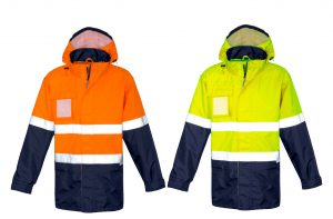 Syzmik Ultralite Waterproof Jacket