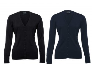 WEGMCD Ladies Merino Cardigan