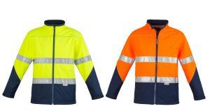 Hi Vis Soft Shell Jacket