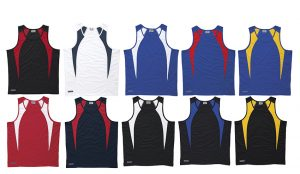 Dri Gear Mens Spliced Zenith Singlet