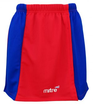 Netball Skirt Red Royal