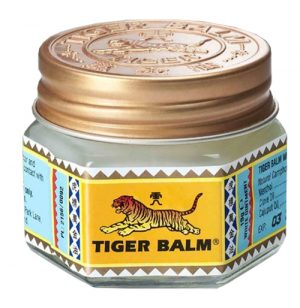 Sports Rubs and Balms