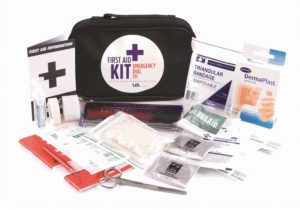 First Aid Kits & Therapy