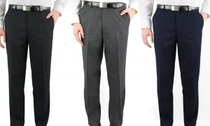 Mens Corporate Pants