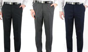 Mens Corporate Pants
