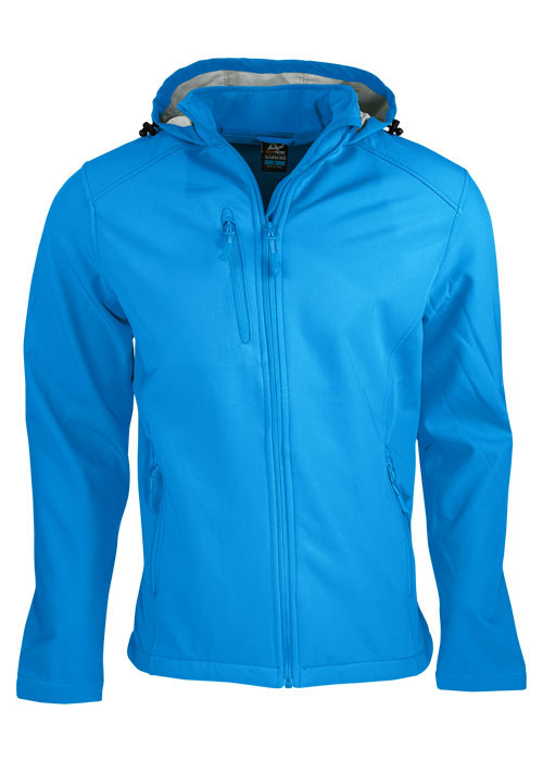MENS OLYMPUS SOFTSHELL JACKET