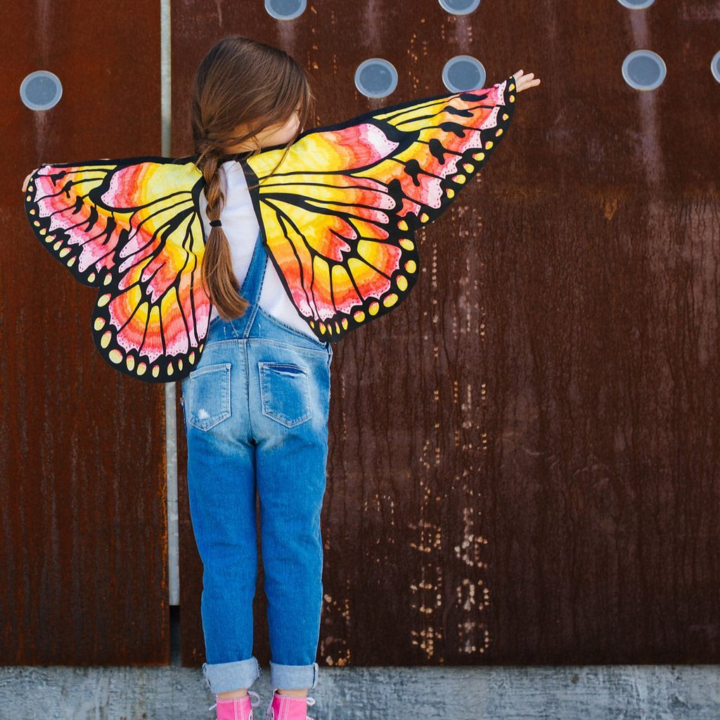 Seedling Design Your Own Butterfly Wings Mccrackens