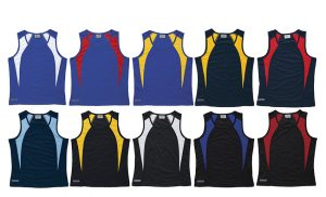 Dri Gear Womens Spliced Zenith Singlet