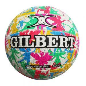 glam fairies netball size 5