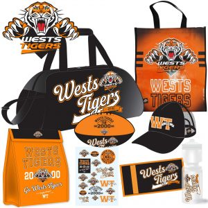 NRL WESTS TIGERS Bag
