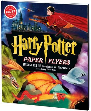 Harry Potter Paper Flyers Toy