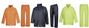 Bagged Rain Jacket/Pant Set