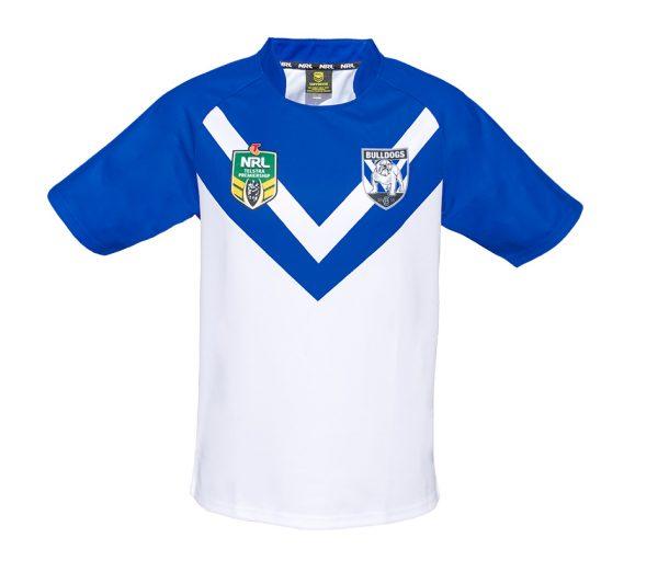 Bulldogs NRL Top
