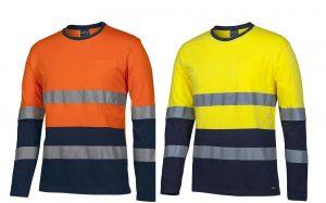 Workwear Crew Neck Cotton T-shirt