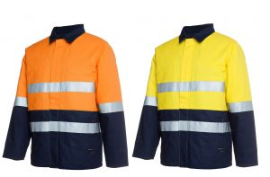 Hi Vis (D+N) Cotton Jacket