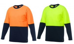 Long Sleeve Safety Tee