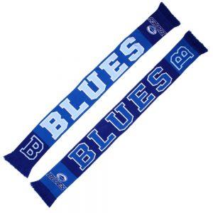 blues scarf