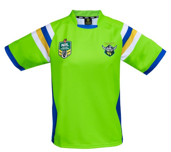 Raiders NRL Top