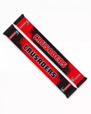 Crusaders scarf Super Rugby