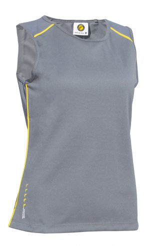 Ladies New Zealand Tennis Sleeveless Top