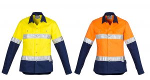 Womens Hi Vis Shirt
