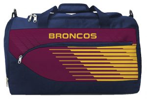 Brisbane Broncos Sports Bag