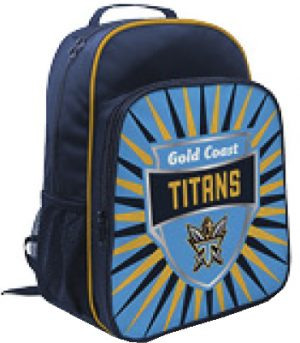 Gold Coast Titans Kids Backpack