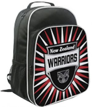 New Zealand Warriors Kids Backpack
