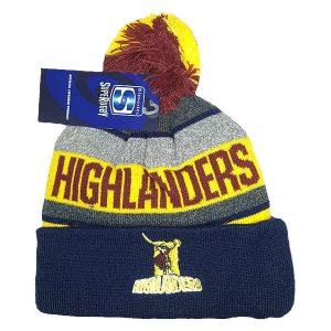 Tundra Beanie - Highlanders
