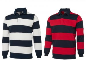 3SR Striped Rugby Jersey