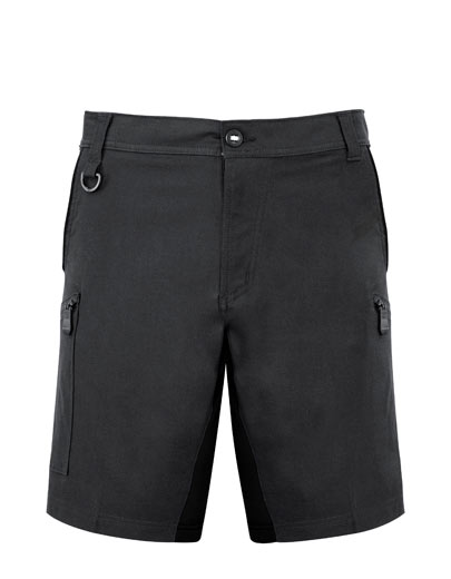 ZS340 Syzmik Mens Streetworx Stretch Short