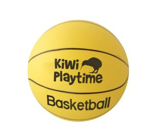 School Playground Basketball Ball