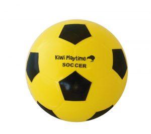 School Playground Soccer Ball