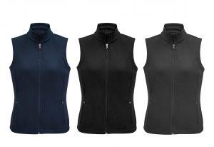 J830L Ladies Apex Vest